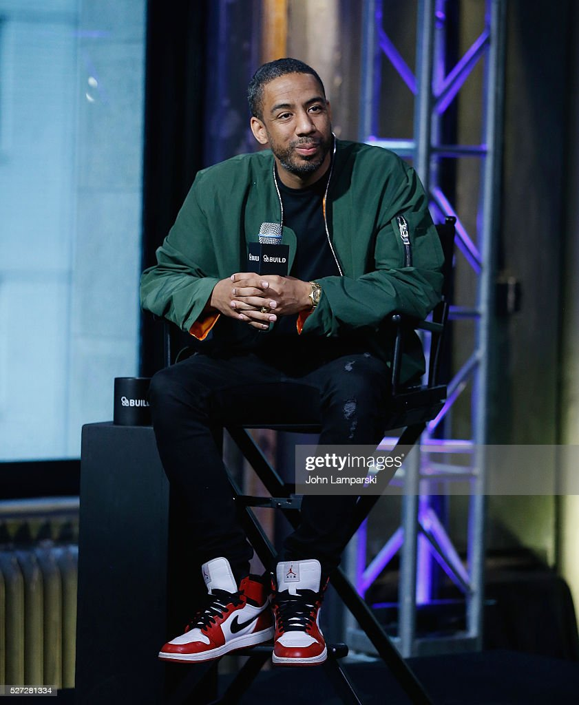 Ryan Leslie of SuperPhone attends AOL Build Speaker Series at AOL Studios In New York on May 2, 2016 in New York City.