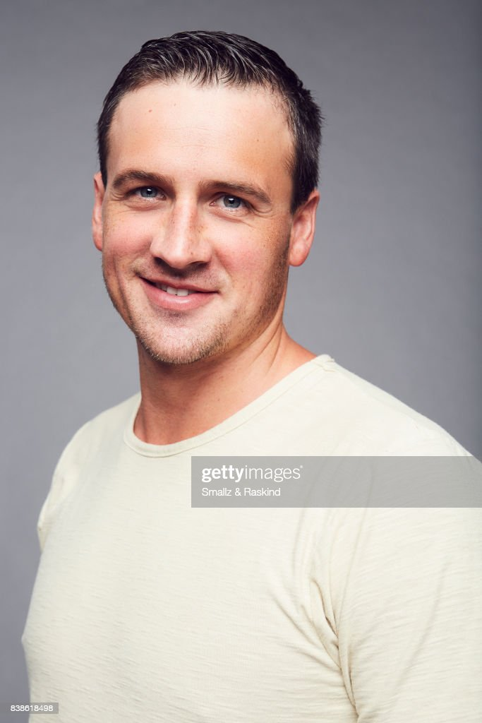 Ryan Lochte of National Geographic Channels 'Sharkfest' poses for a portrait during the 2017 Summer Television Critics Association Press Tour at The Beverly Hilton Hotel on July 25, 2017 in Beverly Hills, California.