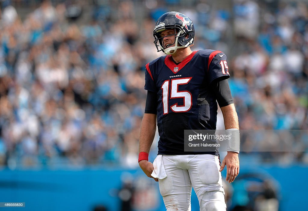 Houston Texans v Carolina Panthers