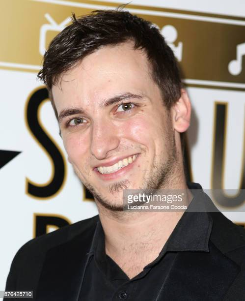 Ryan McKee attends Gente Unidos concert for Hurricane Relief in Puerto Rico at Whisky a Go Go on November 19 2017 in West Hollywood California
