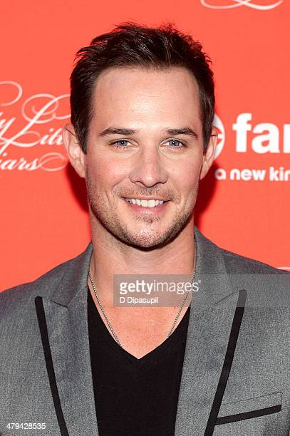 Ryan Merriman attends the 'Pretty Little Liars' season finale screening at Ziegfeld Theater on March 18 2014 in New York City