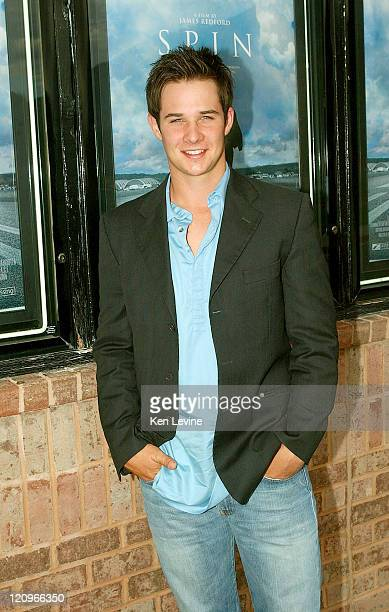 Ryan Merriman during 'Spin' Premiere to Benefit the James Redford Institute in Provo Utah United States