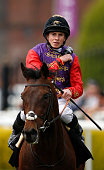 Ryan Moore after riding Dartmouth to win The Boodles Diamond Ormonde Stakes at Chester racecourse on May 6 2016 in Chester England