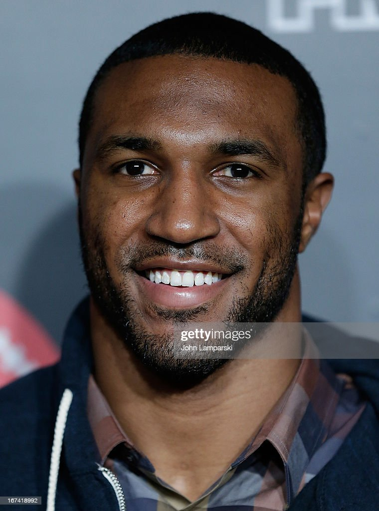 Ryan Mundy attends the 10th Annual ESPN The Magazine Pre-Draft Party at The IAC Building on April 24, 2013 in New York City.