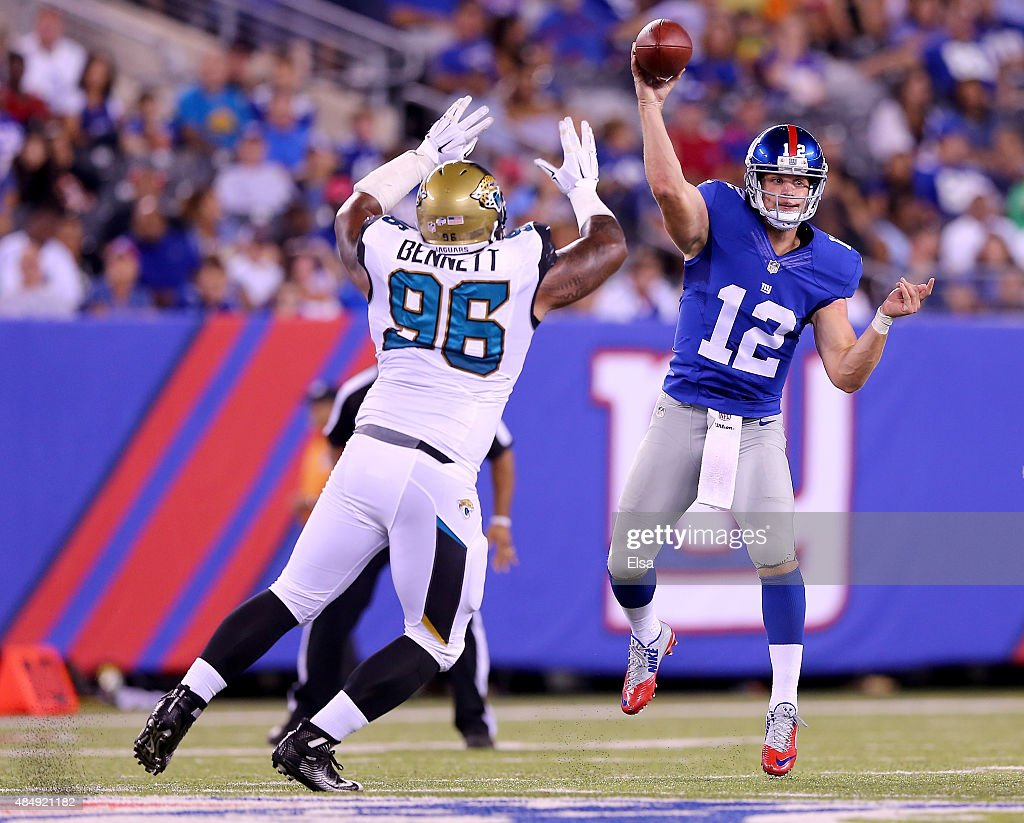 nfl New York Giants Ryan Nassib GAME Jerseys