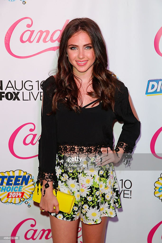 Ryan Newman attends DigiTour Hosts Teen Choice 2014 Awards Official Pre-Party at Gibson Guitar Entertainment Relations Showroom on August 9, 2014 in Beverly Hills, California.