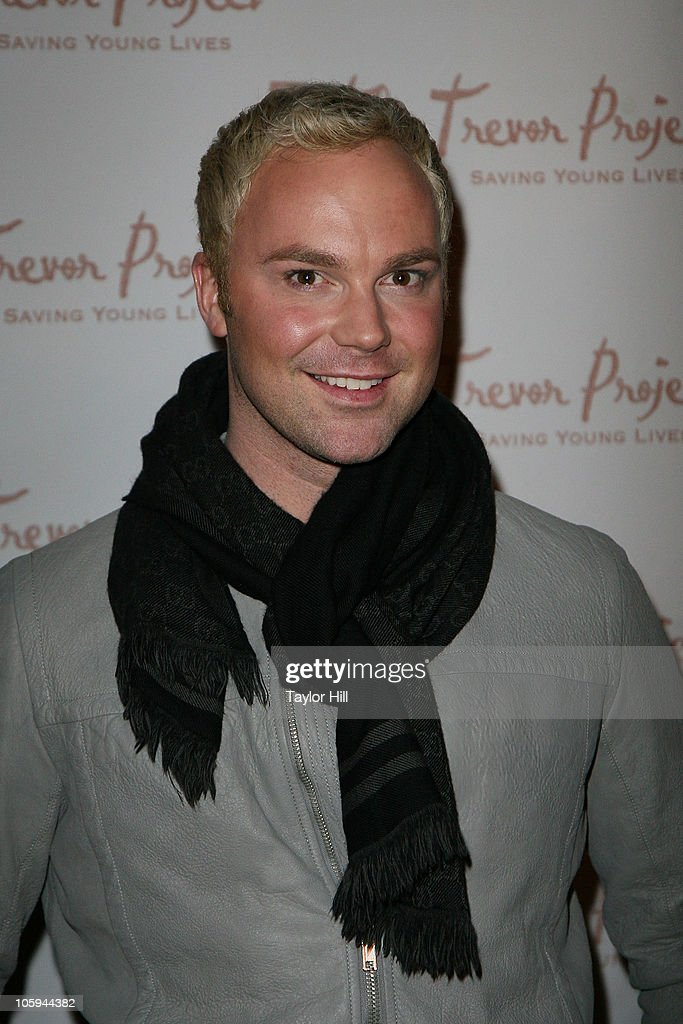Ryan Nickulas attends the Trevor's Fall Fete at Theory Flagship Store on October 21, 2010 in New York City.