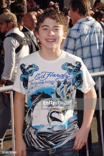 Ryan Ochoa attends World Premiere of STEP UP 3D at El Capitan Theatre on August 2 2010 in Hollywood CA