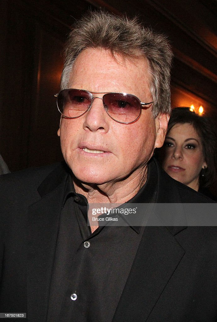 Ryan O'Neal attends the 'I'll Eat You Last: A Chat With Sue Mengers' Broadway opening night at The Booth Theater on April 24, 2013 in New York City.