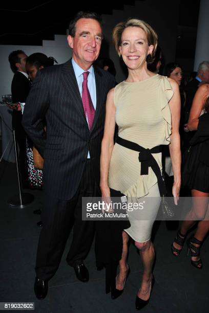 Ryan O'Neill and Diana Quasha attend JONATHAN TISCH Book Launch Party for 'Citizen You' at The Museum of Modern Art on May 6 2010 in New York City
