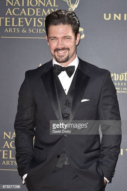 Ryan Paevey attends the 44th Annual Daytime Emmy Awards Arrivals at Pasadena Civic Auditorium on April 30 2017 in Pasadena California