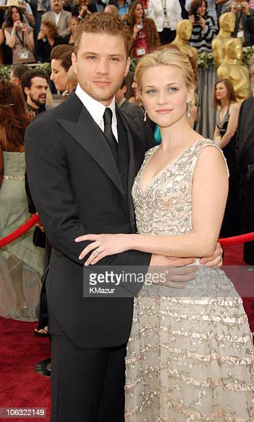 Ryan Phillippe and Reese Witherspoon nominee Best Actress in a Leading Role for 'Walk the Line'
