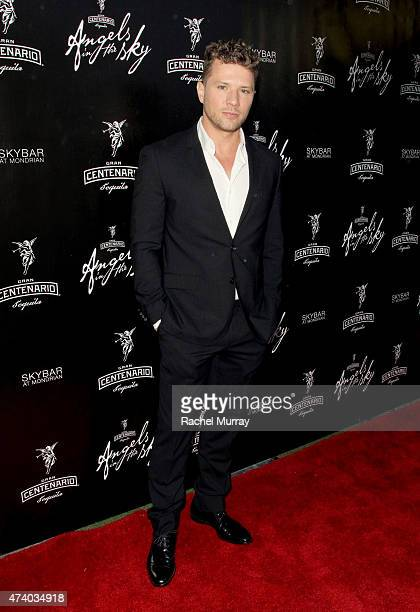 Ryan Phillippe attends Gran Centenario Tequila presents Angels In The Sky at Mondrian Los Angeles on May 19 2015 in West Hollywood California