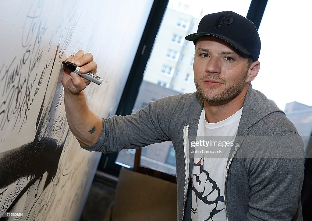 Ryan Phillippe Discusses His New Television Series ... Ryan Phillippe Series
