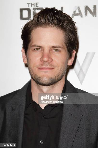 Ryan Piers Williams attends Miami Premiere Screening of 'The Dry Land' at Colony Theater on August 21 2010 in Miami Beach Florida