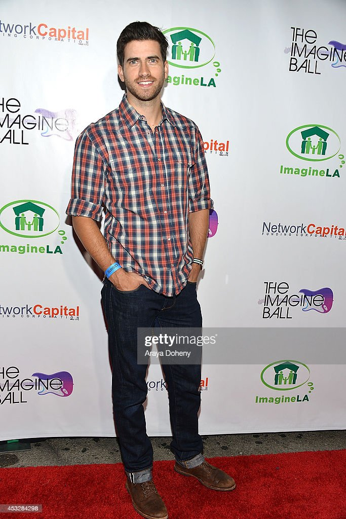 <a gi-track='captionPersonalityLinkClicked' href=/galleries/search?phrase=Ryan+Rottman&family=editorial&specificpeople=5511875 ng-click='$event.stopPropagation()'>Ryan Rottman</a> arrives at The Imagine Ball held at House of Blues Sunset Strip on August 6, 2014 in West Hollywood, California.