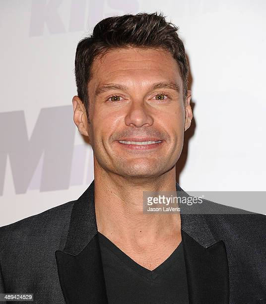 Ryan Seacrest attends 1027 KIIS FM's 2014 Wango Tango at StubHub Center on May 10 2014 in Los Angeles California