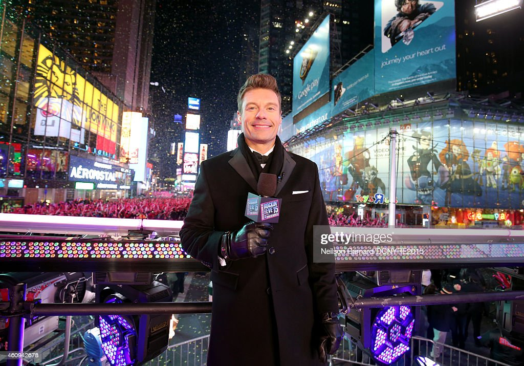 Dick Clark's New Year's Rockin' Eve With Ryan Seacrest 2015