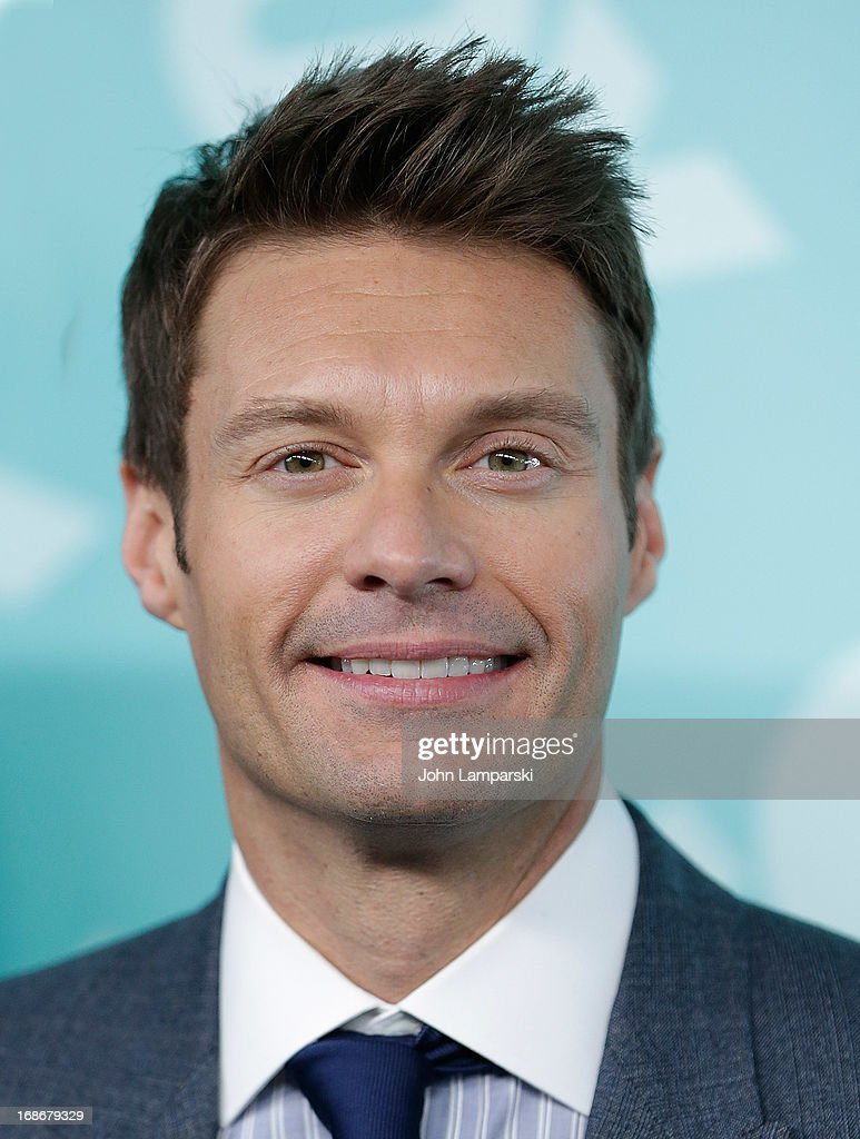<a gi-track='captionPersonalityLinkClicked' href=/galleries/search?phrase=Ryan+Seacrest&family=editorial&specificpeople=201694 ng-click='$event.stopPropagation()'>Ryan Seacrest</a> attends the FOX 2103 Programming Presentation Post-Party at Wollman Rink - Central Park on May 13, 2013 in New York City.