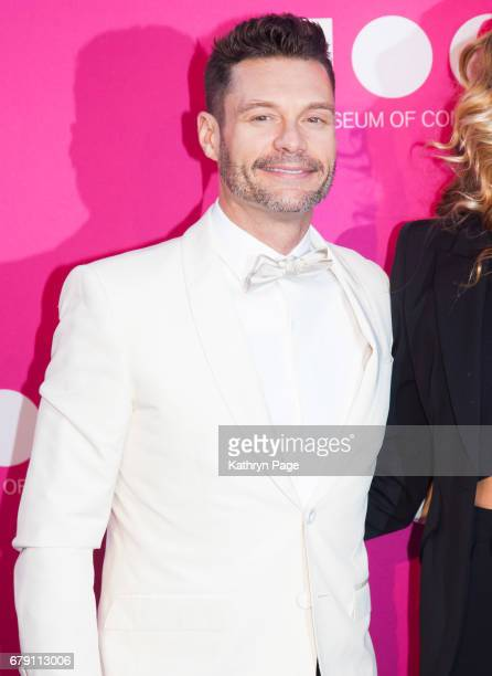 Ryan Seacrest attends The Museum of Contemporary Art Los Angeles Annual Gala at The Geffen Contemporary at MOCA on April 29 2017 in Los Angeles...