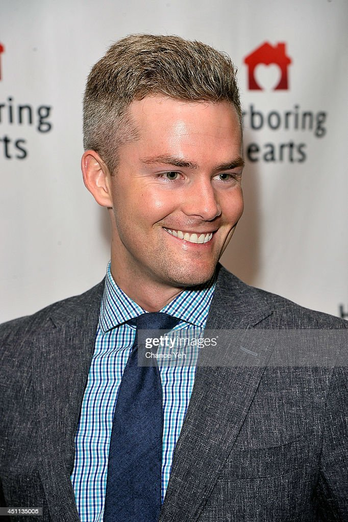 Ryan Serhant attends Harboring Hearts' 2nd annual Summer Soiree at Rubin Museum of Art on June 23 2014 in New York City