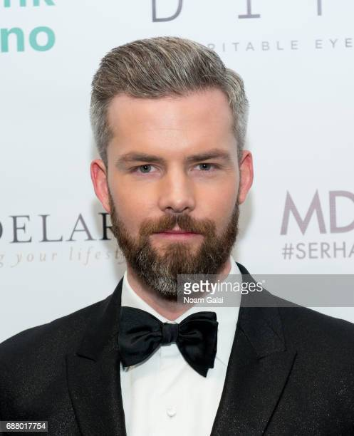 Ryan Serhant attends Ryan Serhant Hosts 'Million Dollar Listing New York' Season 6 New York Premiere at Marquee on May 24 2017 in New York City