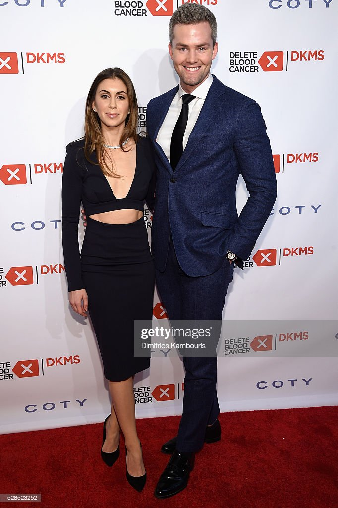 <a gi-track='captionPersonalityLinkClicked' href=/galleries/search?phrase=Ryan+Serhant&family=editorial&specificpeople=7139279 ng-click='$event.stopPropagation()'>Ryan Serhant</a> (R) attends the 10th Annual Delete Blood Cancer DKMS Gala at Cipriani Wall Street on May 5, 2016 in New York City.