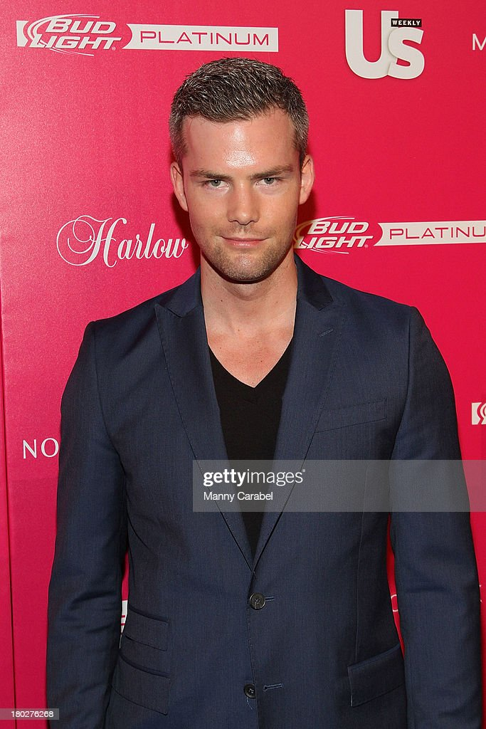 <a gi-track='captionPersonalityLinkClicked' href=/galleries/search?phrase=Ryan+Serhant&family=editorial&specificpeople=7139279 ng-click='$event.stopPropagation()'>Ryan Serhant</a> attends the Us Weekly's Most Stylish New Yorkers Party at Harlow on September 10, 2013 in New York City.