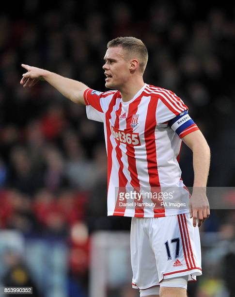 Ryan Shawcross Stoke City