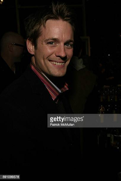 Ryan Tasz attends Edie Sedgwick Unseen Photographs of a Warhol Superstar Opening Reception Hosted by Misha Sedgwick at Gallagher's Art and Fashion...