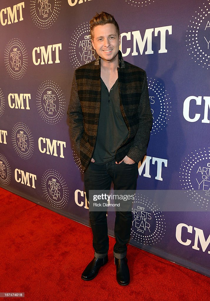 Ryan Tedder of One Republic attends the 2012 CMT Artists Of The Year at The Factory at Franklin on December 3, 2012 in Franklin, Tennessee.