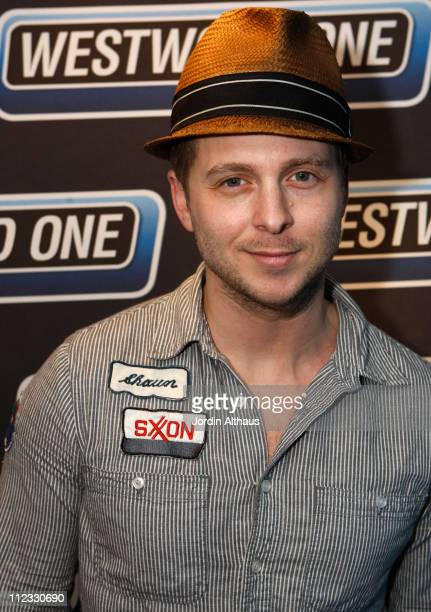 Ryan Tedder of the band OneRepublic attends the 51st Annual GRAMMY Awards Westwood One Radio Remotes Day 2 held at the Staples Center on February 6...