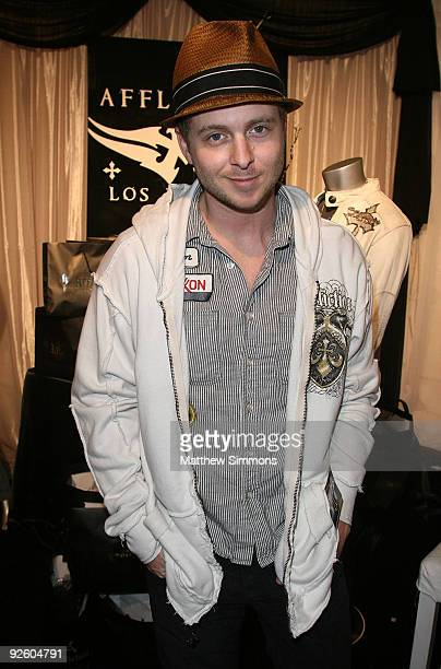 Ryan Tedder of the band OneRepublic attends the 51st Annual GRAMMY Awards Gift Lounge at the Staples Center on February 6 2009 in Los Angeles CA