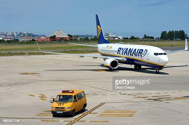 Ryanair airplane