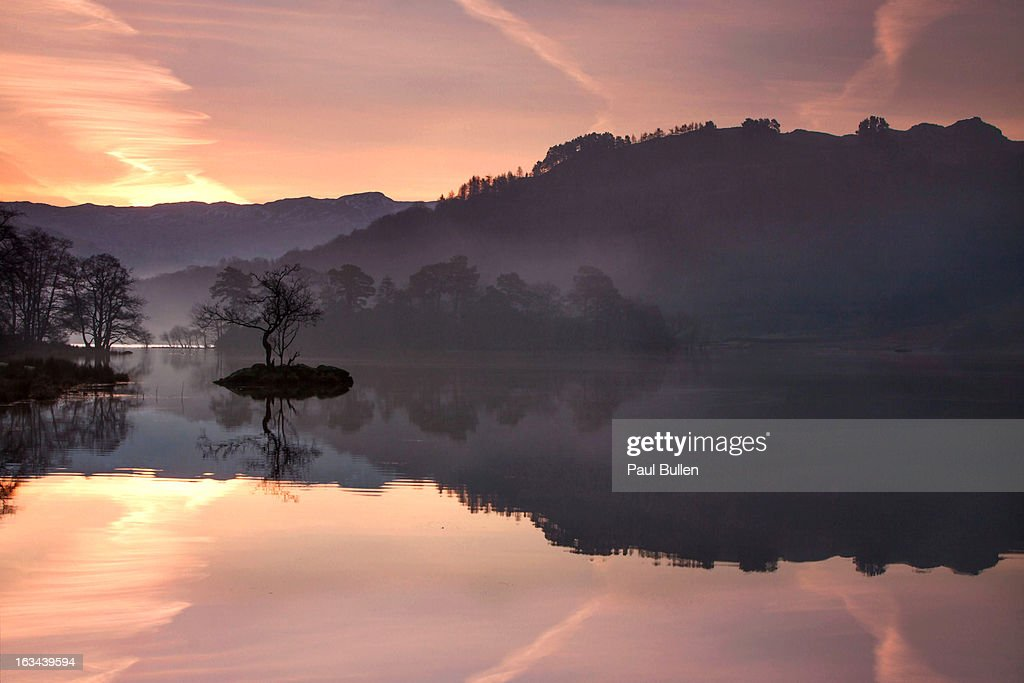 Rydal Sunrise