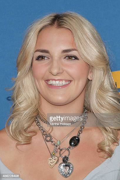 HOLLYWOOD CA MAY 13 Rydel Lynch of R5 attends the 2014 MDA show of strength telethon at the Hollywood Palladium on May 13 2014 in Hollywood California