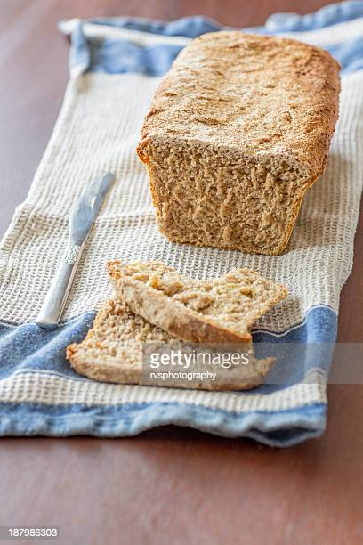 Rye and Spelt Loaf