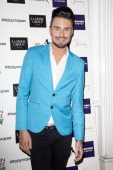 Rylan Clark at Funkymojoe to attend the La Mode Academy Charity Catwalk show in aid of Haven House on March 28 2013 in London England
