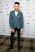 Rylan Clark attends the Spectacle Wearer Of the year Awards at 8 Northumberland Avenue on October 7 2014 in London England
