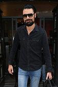 GBR: London Celebrity Sightings -  November 13, 2019
