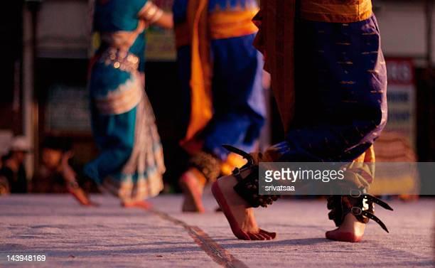 Rythm of classical dance