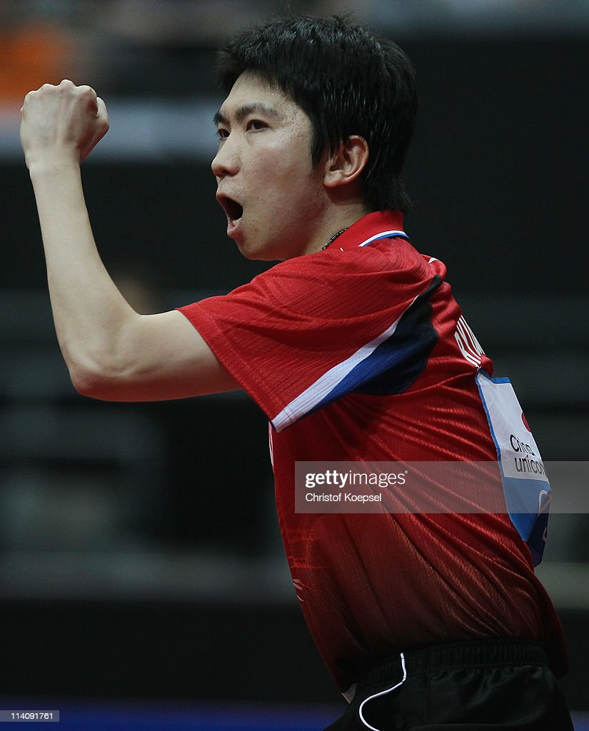 2011 World Table Tennis Championships - Day 4