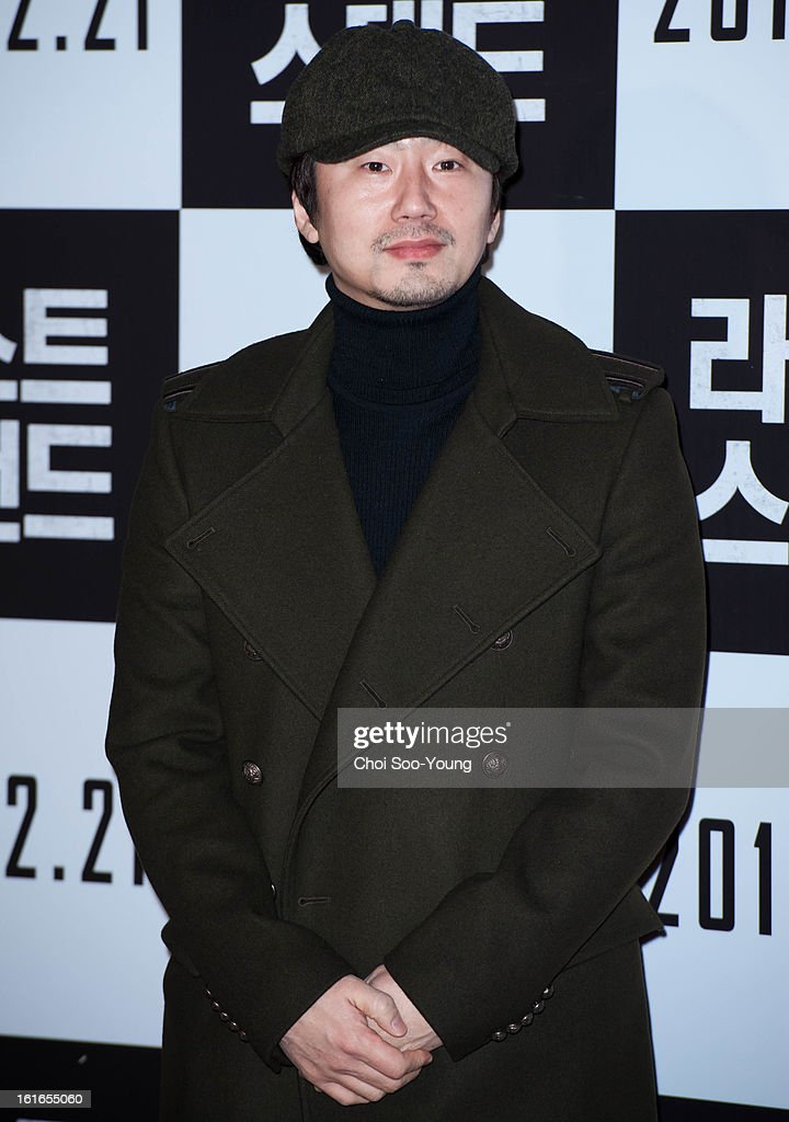 Ryu Seung-Soo attends the 'The Last Stand' VIP Press Screening at Wangsimni CGV on February 13, 2013 in Seoul, South Korea.