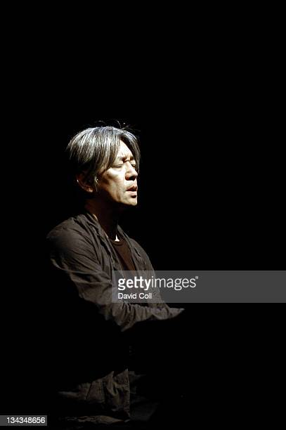 Ryuichi Sakamoto during Sonar Festival 2006 Day 1 in Barcelona Spain