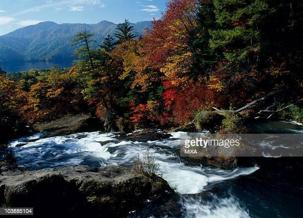 Ryuzu Waterfall, Nikko, Tochigi, Japan