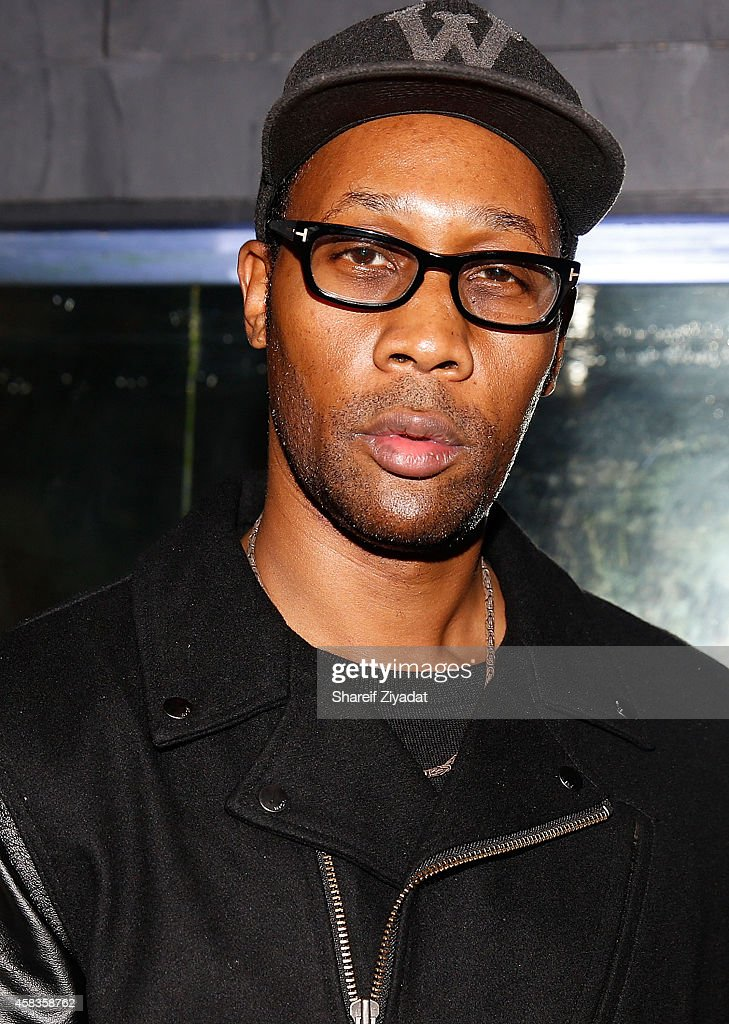Rza attends Wu Tang NYC First Listen on November 3 2014 in New York United States