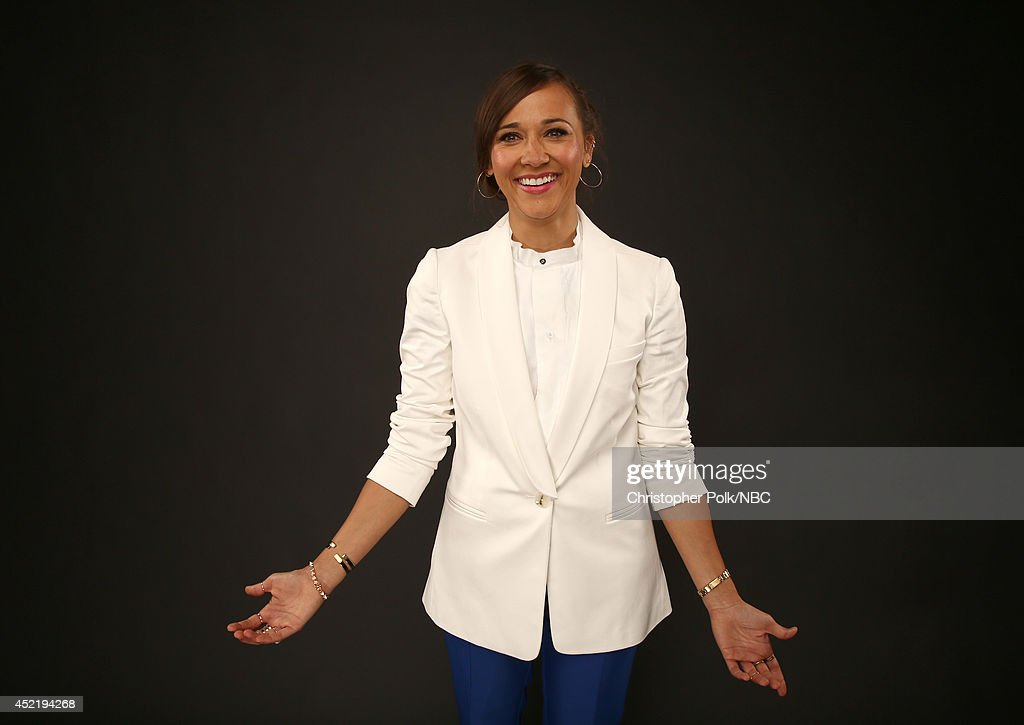 NBC's 'A to Z' Executive Producer <a gi-track='captionPersonalityLinkClicked' href=/galleries/search?phrase=Rashida+Jones&family=editorial&specificpeople=2133481 ng-click='$event.stopPropagation()'>Rashida Jones</a> poses for a portrait during the NBCUniversal Press Tour at the Beverly Hilton on July 13, 2014 in Beverly Hills, California.(Photo by Christopher Polk/NBCU Photo Bank via Getty Images) NUP_164677_1093.JPG