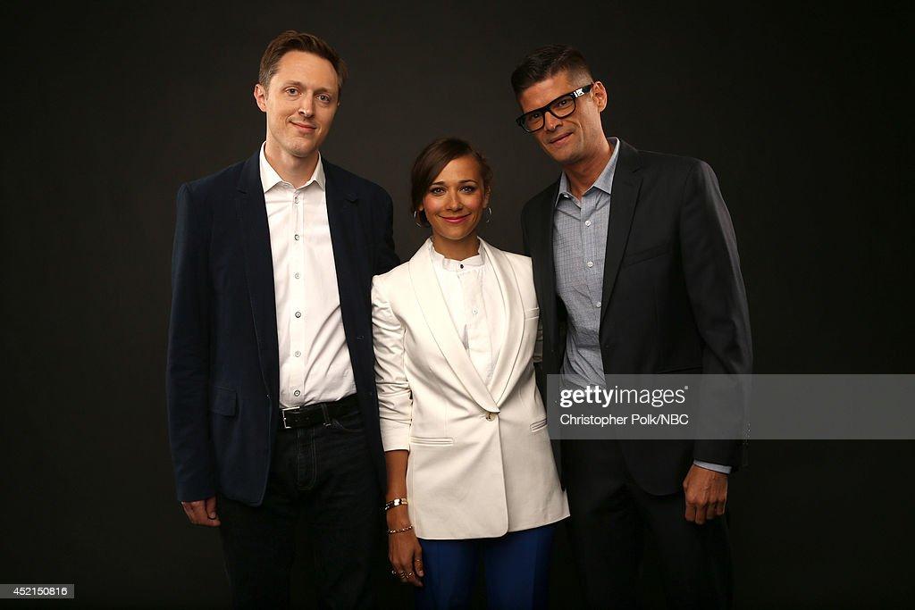 NBCUniversal Press Tour, July 2014