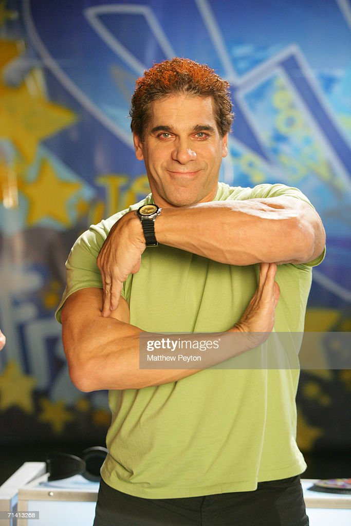 1980' s actor Lou Ferrigno participate in the shooting of the new Trivial Pursuit ? Totally 80's Edition game TV commercial. The commercial is the directing debut of singer Cyndi Lauper and will hit television airwaves in late September 2006. The commercial was taped at the Sony Studios in New York city on June 6, 2006.