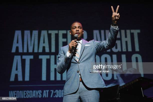 CNN's Anchor Don Lemon hosting at The Apollo Theater on May 18 2017 in New York City